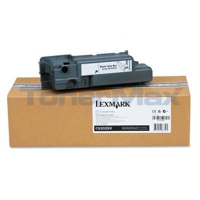 LEXMARK C524 WASTE TONER BOTTLE